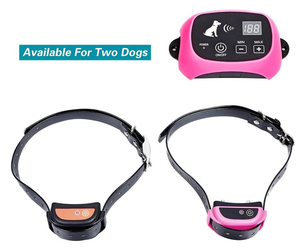 wireless dog fence reviews m-tronic